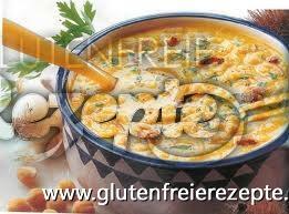 Glutenfreie Spanische Suppe