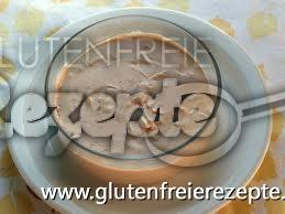 Glutenfreies Schinken-frappé