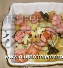 Wurschen Mit Karoffeln