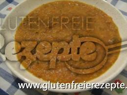 Glutenfreie Gemüsesuppe