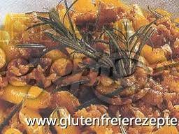Glutenfreie Pasta Mit Walnüssen