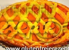 Glutenfreie Orangen Tart