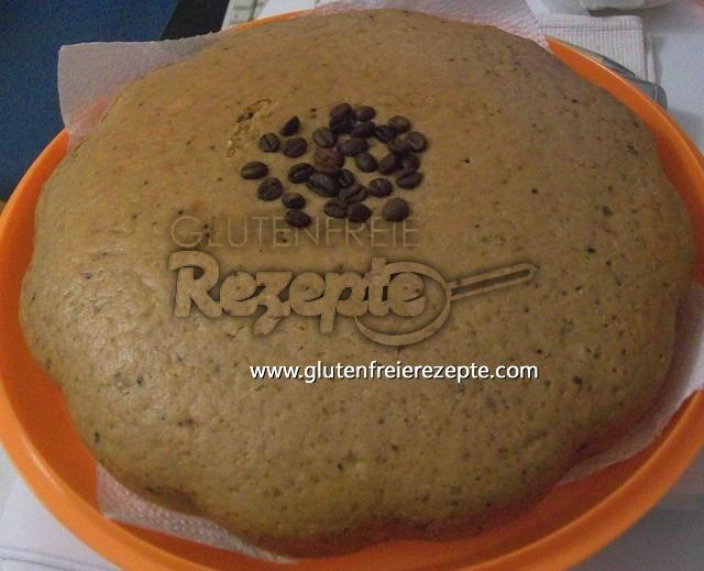 Glutenfreier Kaffee Kuchen
