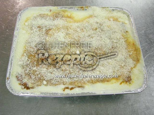 Glutenfreie Lasagne Im Ofen Nach Bologneser Art